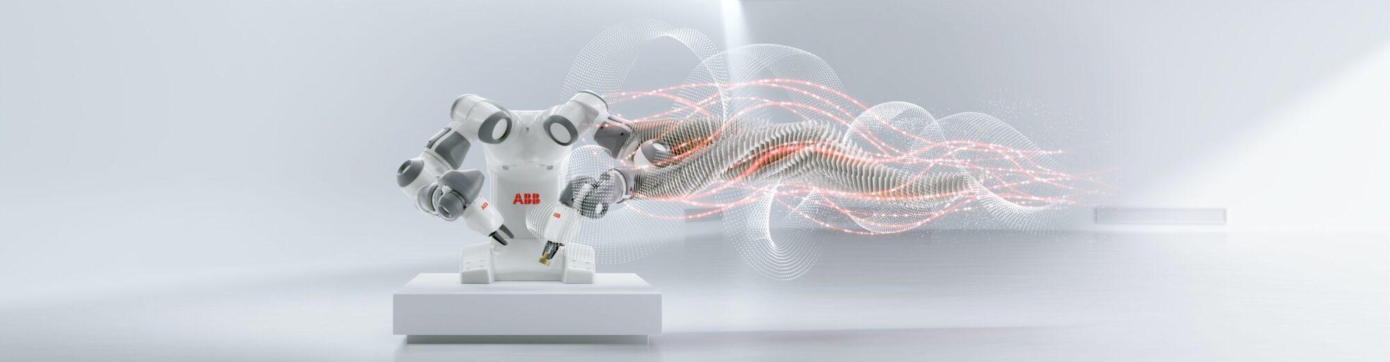ABB robot schermafbeelding