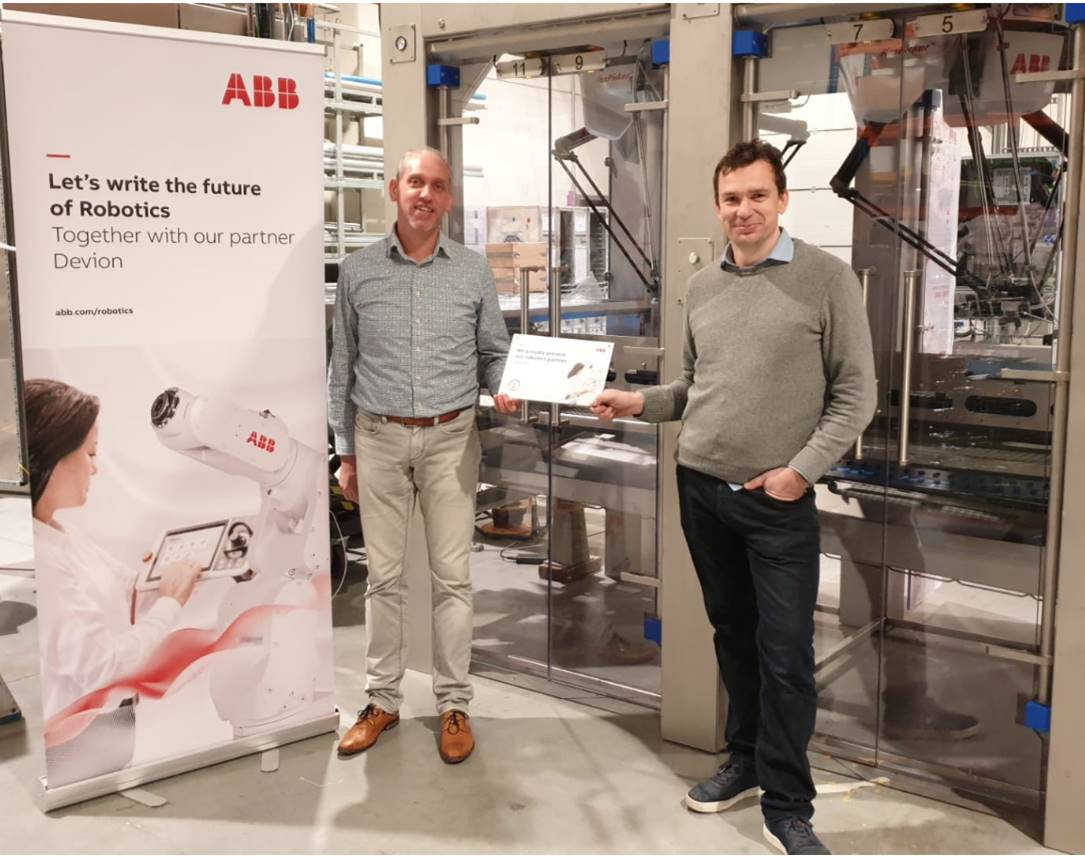 Partner agreement Devion – ABB