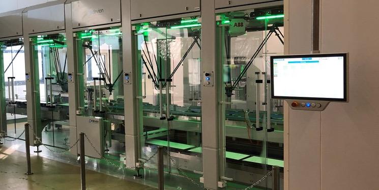 Robotcellen